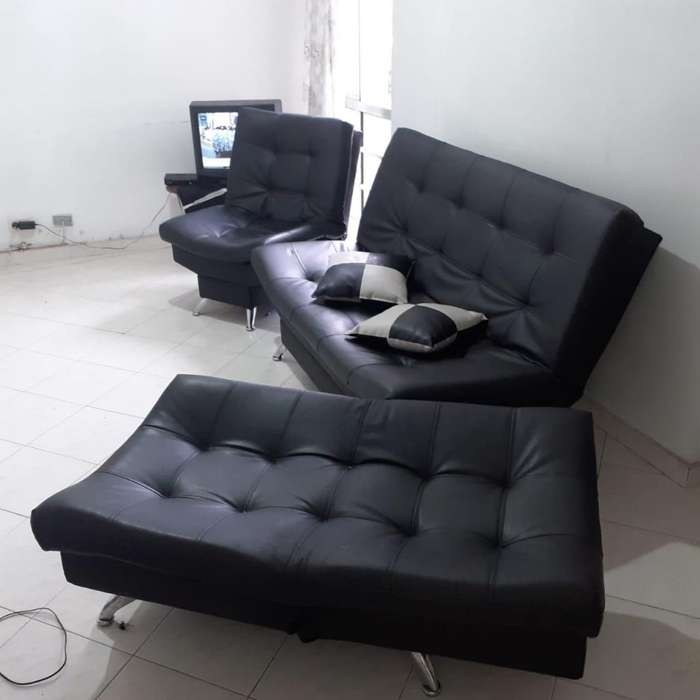 juego de sofá cama de sala