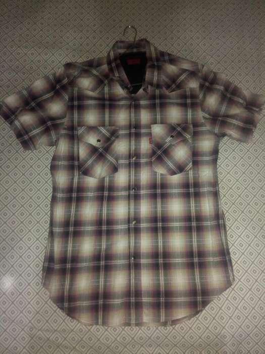 Camisas Levis, Wrangler, Tommy Hilfiger