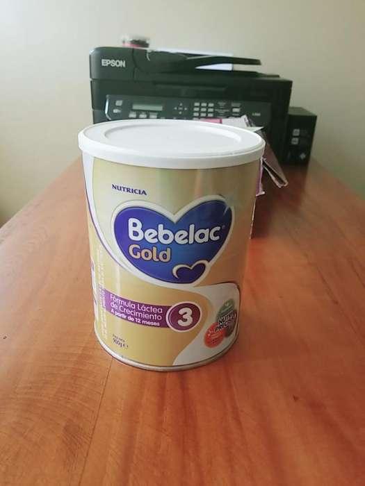 Vendo Leche Bebelac Numero 3