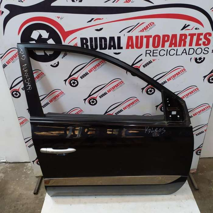Puerta Delantera Derecha Renault Koleos 11400 Oblea:02823510