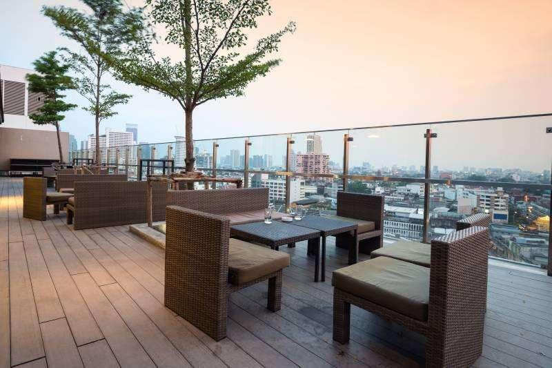 Departamento 2 ambientes al Frente con Terraza privada de 33m2 en venta