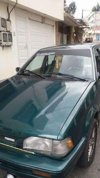 Mazda 323 1997 - 300000 km