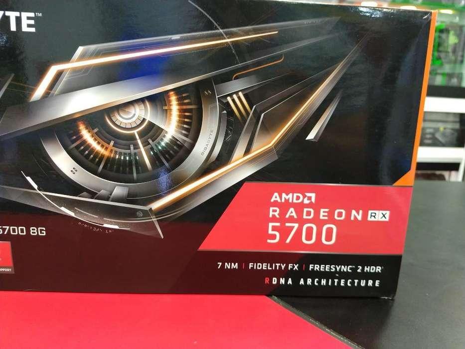 Rx 5700 Nueva