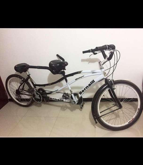 Bicicleta Tandem Bernalli