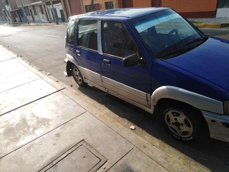 Daewoo Tico 1997 - 448 km