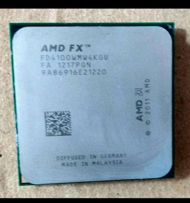 Procesador Amd Fx4100 3.6 Ghz Quad Core