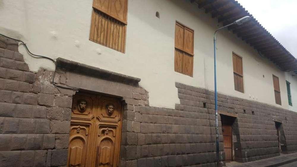 Propiedad en el Centro Historico del Cusco 1,177 m2
