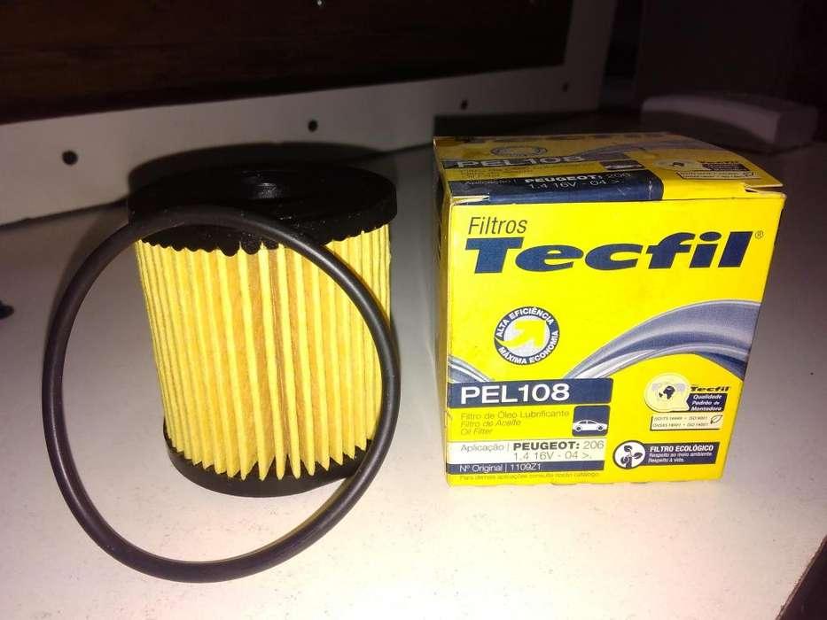 Filtro De Aceite Tecfil Pel108 mann Hu 711/51x