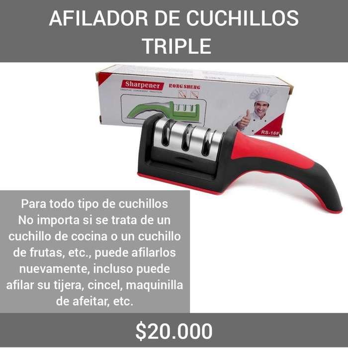 Afilador de Cuchillos Sharpener