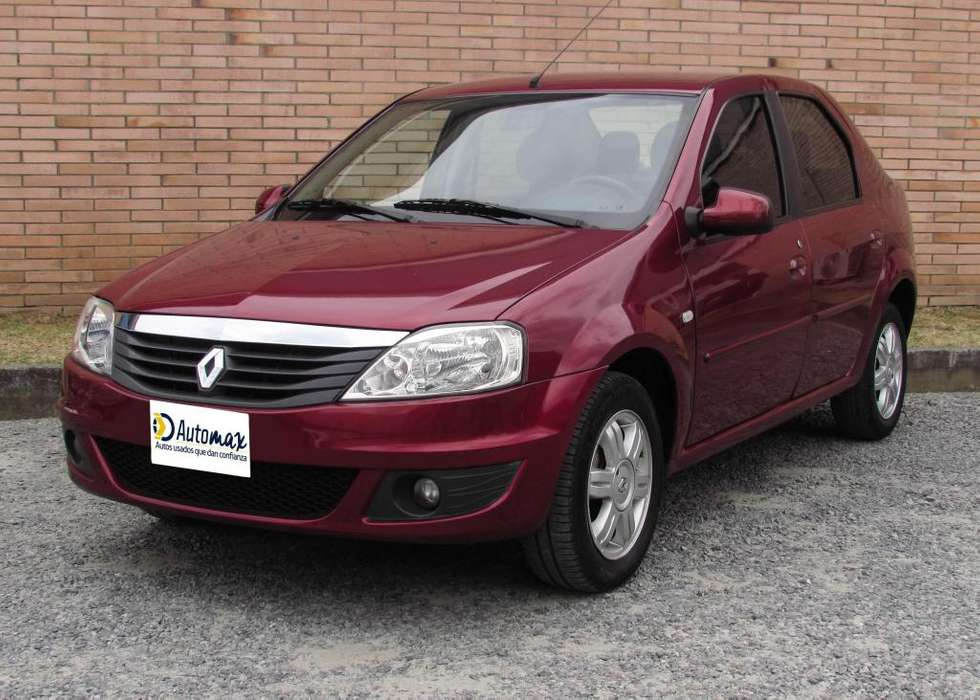 Renault Logan 2012 - 64050 km