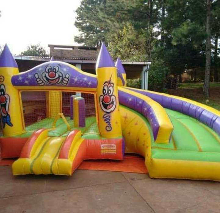 Inflable X 3 Hs