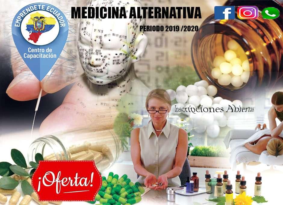curso medicina alternativa, informes al wpp 0988005978