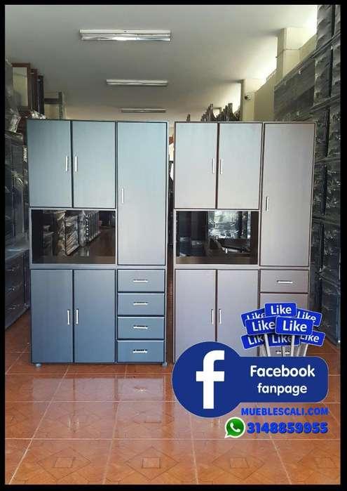 Modernas Alacenas Nuevas Info 3148859955