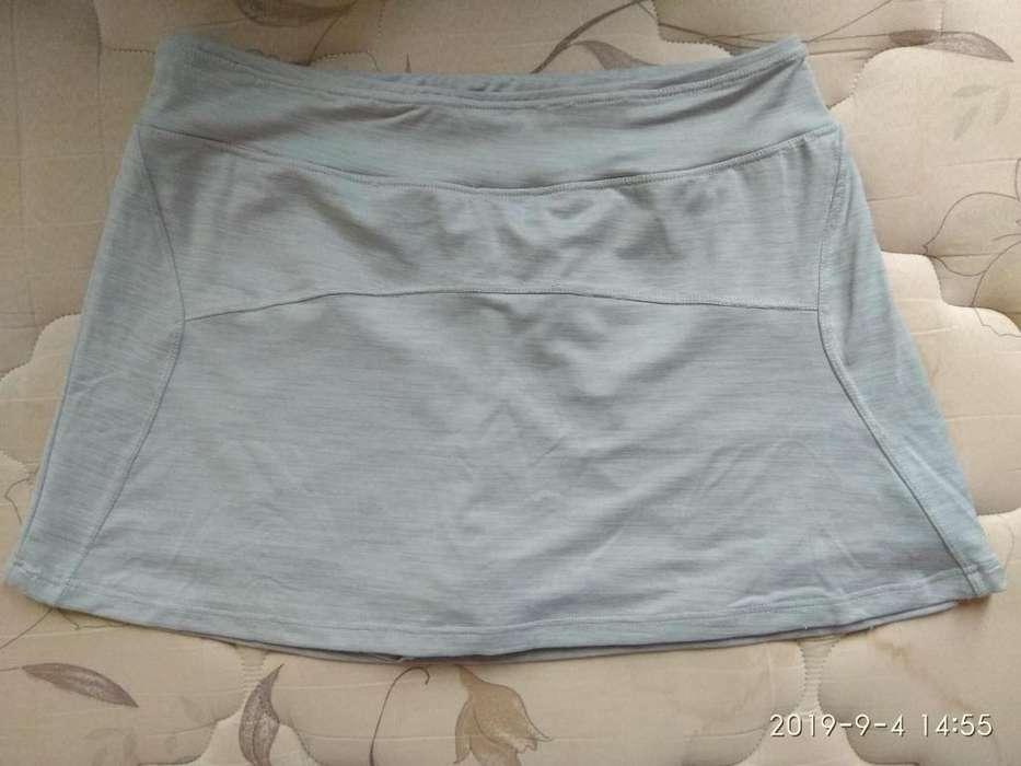 Pollera pantalon deportiva - T3