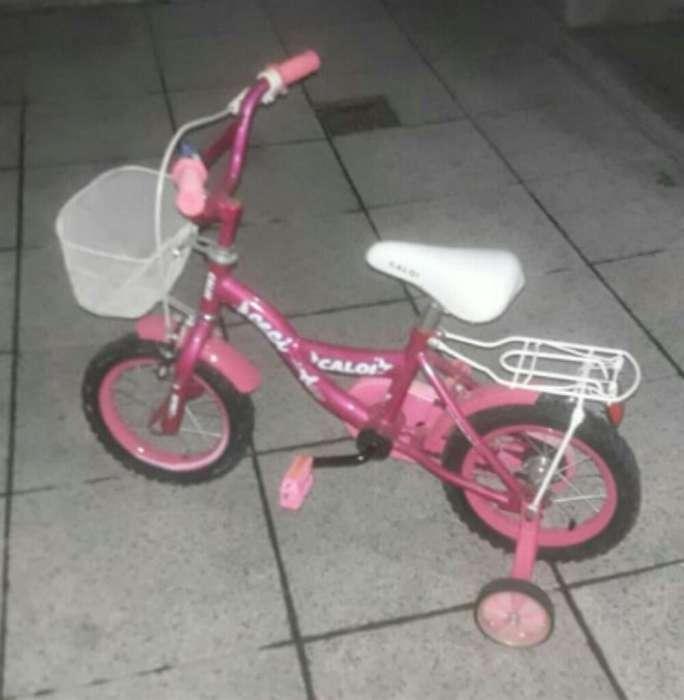 Bici Rodado 12