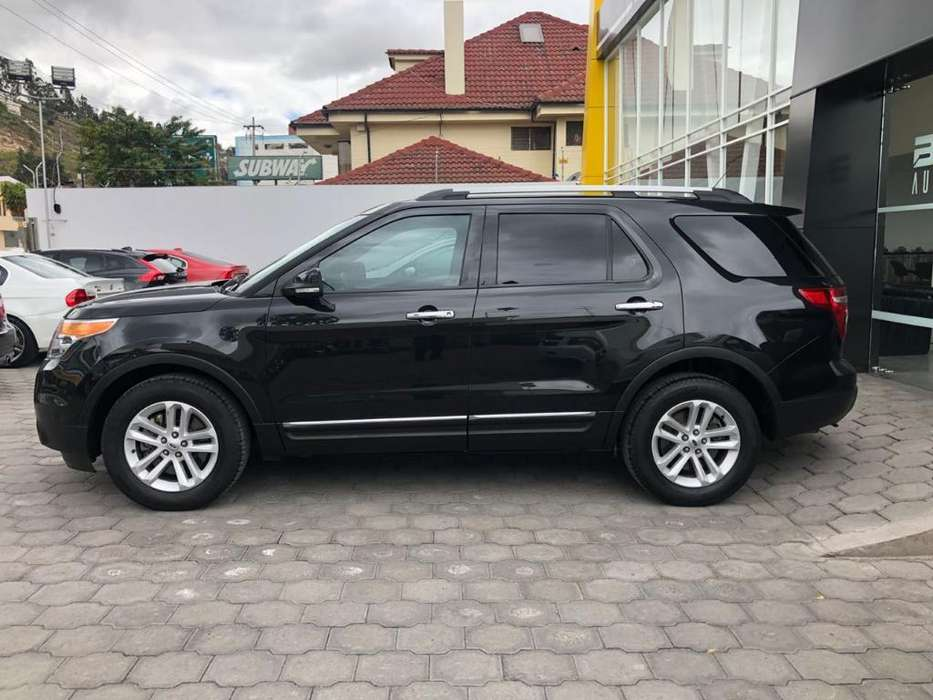 <strong>ford</strong> Explorer 2015 - 99000 km