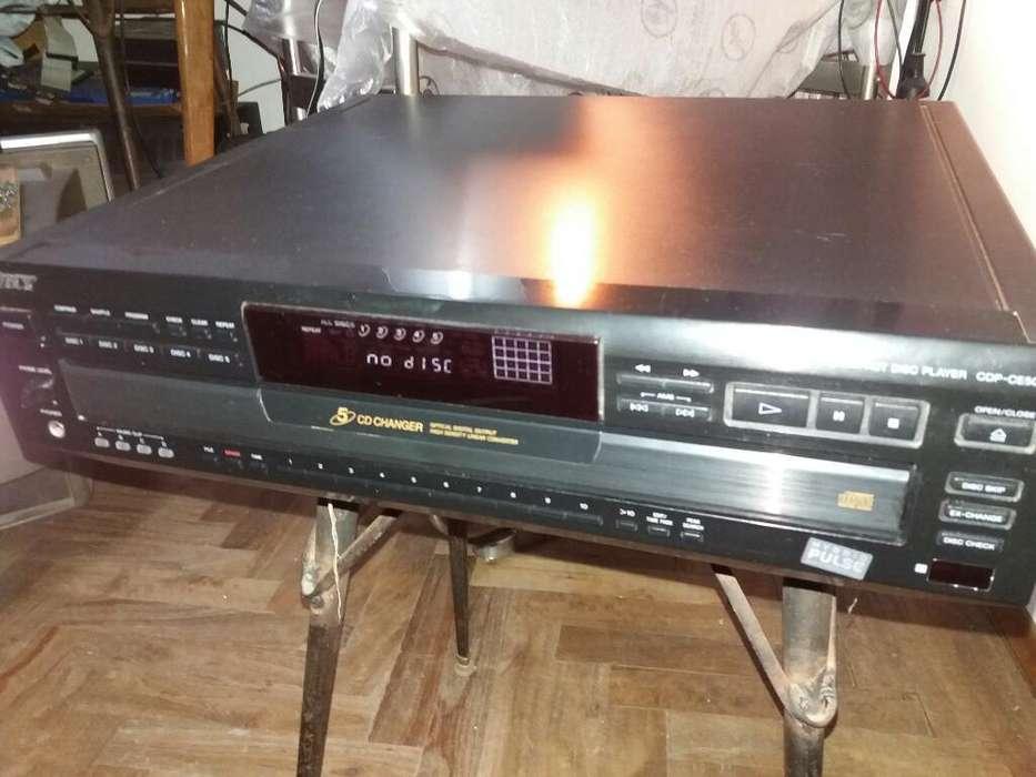 Compactera Sony Ce505