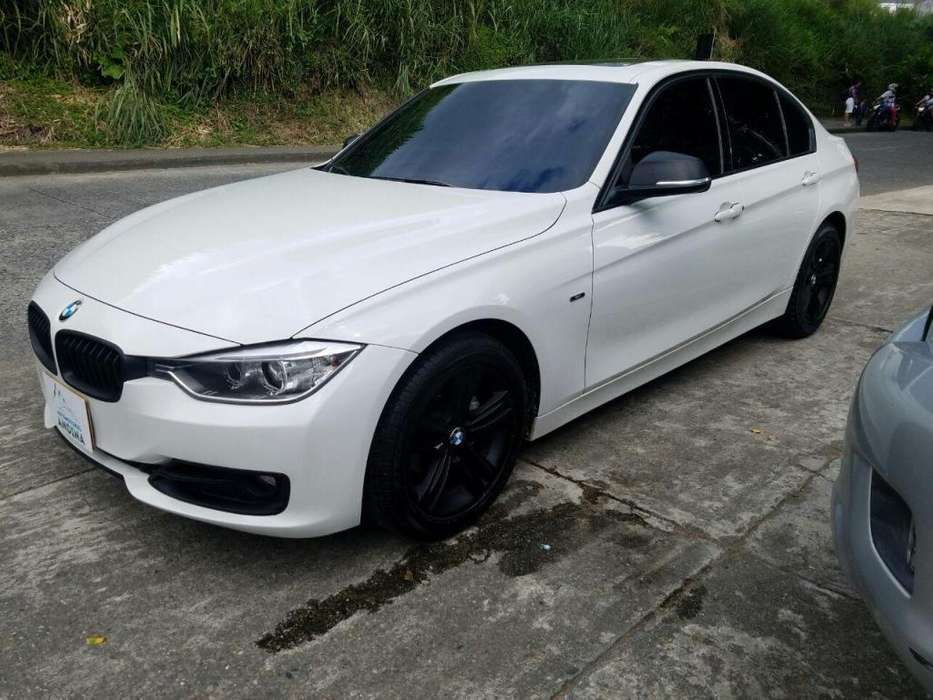 BMW Série 3 2014 - 78000 km