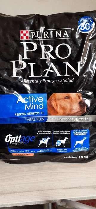 Proplan Premium Active Mind 15 Kg
