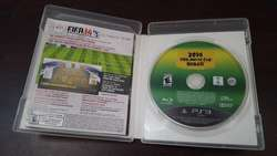 2014 Fifa World Cup Brazil, Ps3