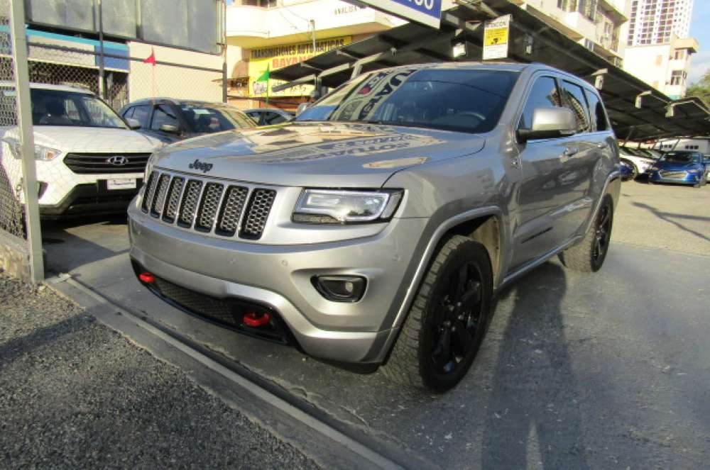 JEEP GRAND CHEROKEE 2015 - 30753 km