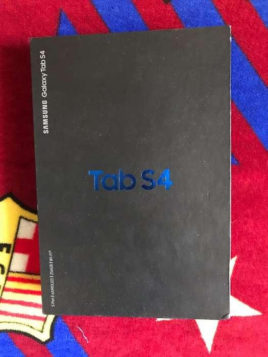 Vendo Tab Samsung S4