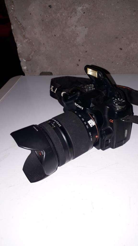 Camara Profesional Sony Alpha 100