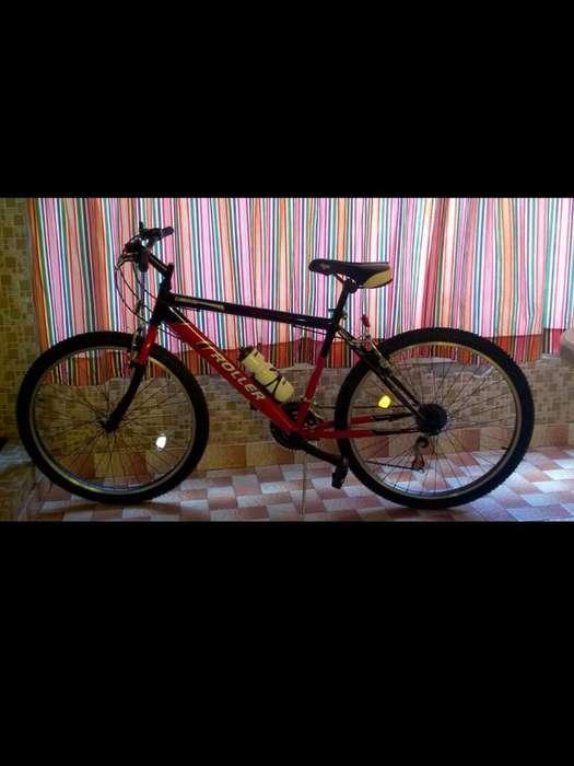 Bici Rodado 24 Marca Roller