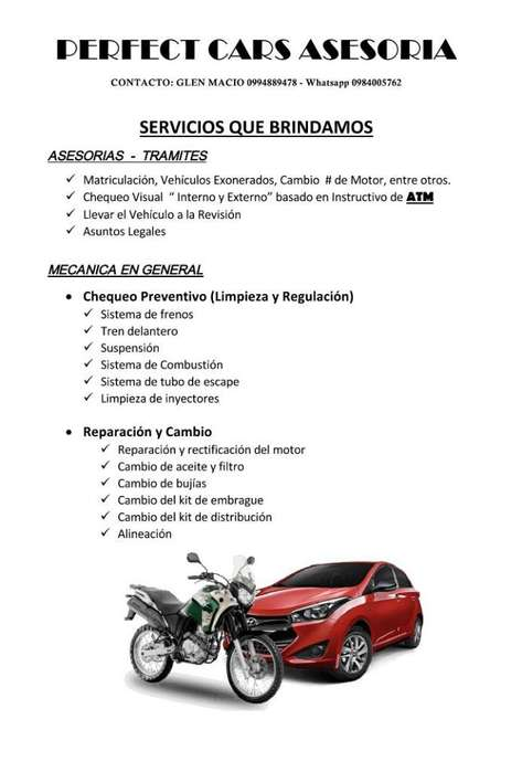 Perfect Cars Asesoría