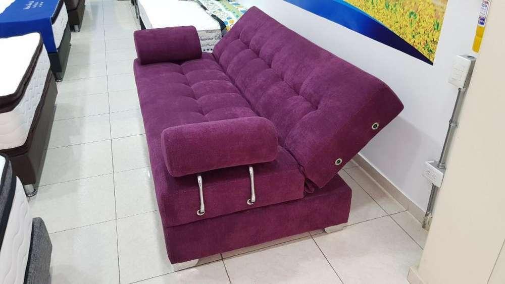 Sofa Camas de Lujo. Pago contra Entrega