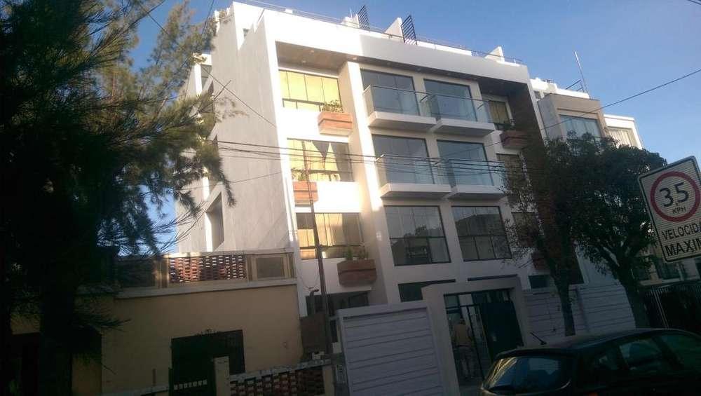 Alquiler departamento amoblado en Vallecito Arequipa