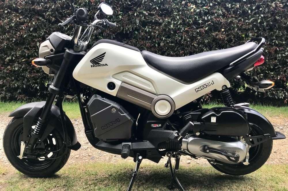 Moto Honda Navi Única Dueña