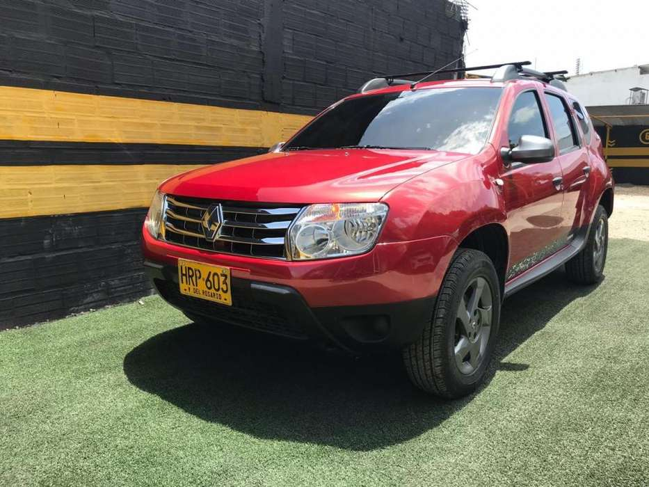 Renault Duster 2016 - 87000 km