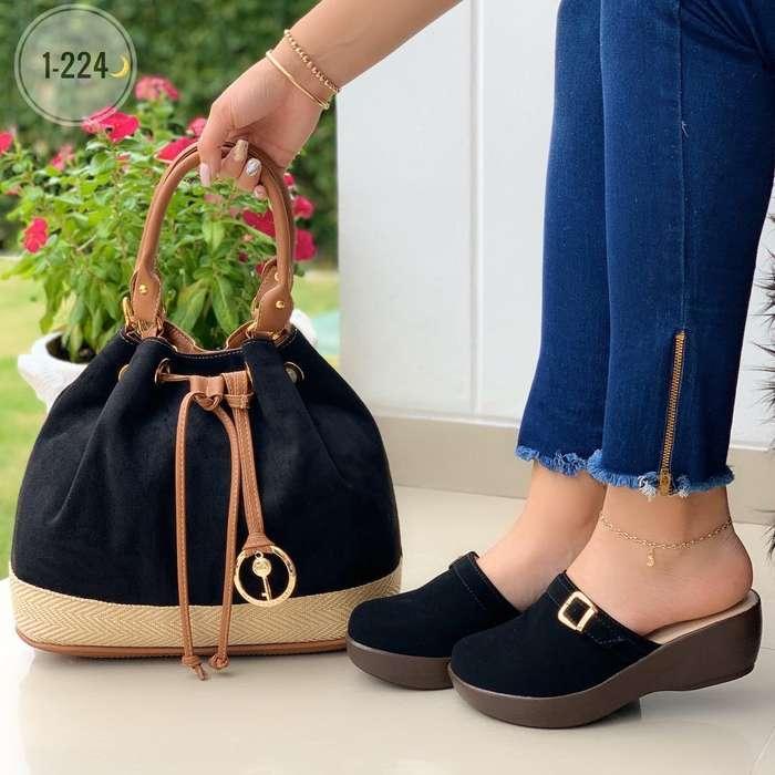 Zapato Mas. Bolso