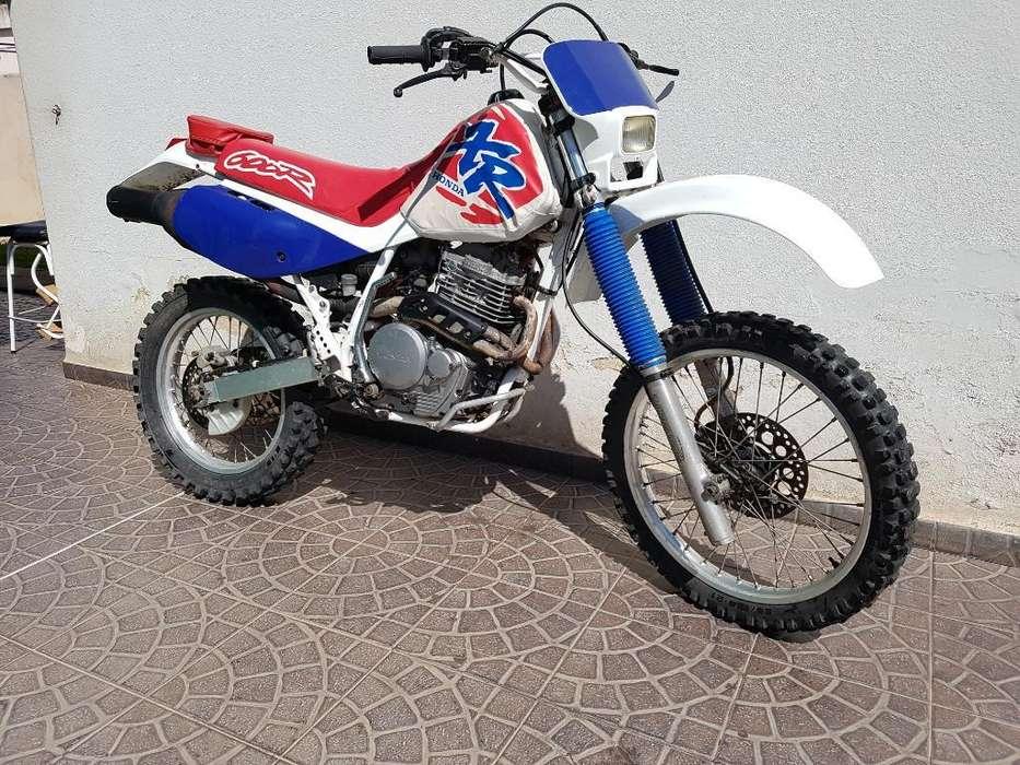 Vendo Honda Xr 600rr