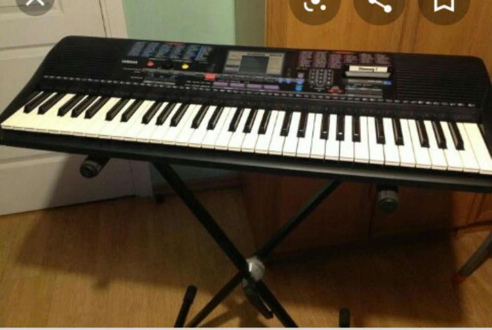 Expectacular Piano Yamaha Psr 230 Remate