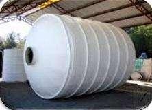 Tanques en Fibra de Vidrio para Agua y para Acuicultura