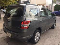 Chevrolet Spin LT 2014 nafta impecable!!