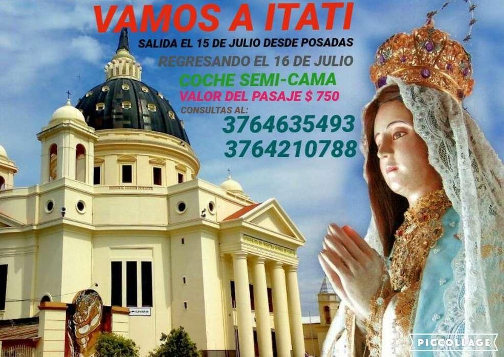 Viaje a Itati