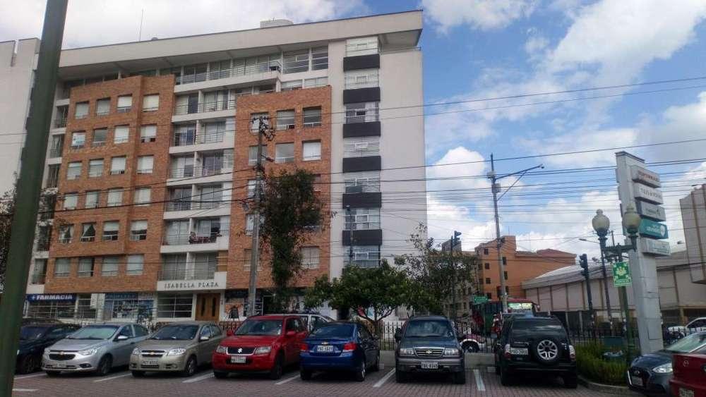 Departamento de arriendo de dos habitaciones sector Universidad Católica, 12 de Octubre, La Floresda