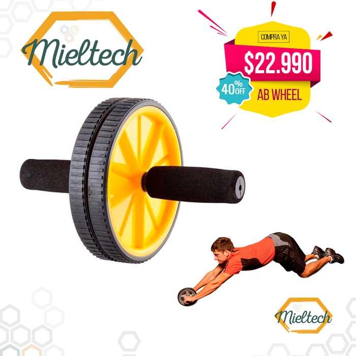 rueda para gimnasio en casa ab wheel Rodillo para abdominales