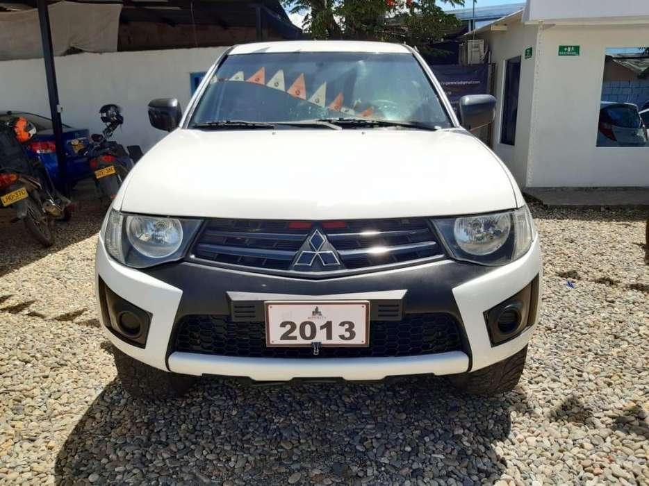 Mitsubishi L200 2013 - 152000 km