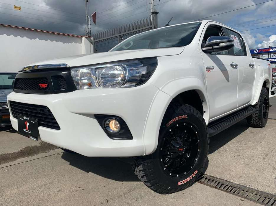 Toyota Hilux 2016 - 42591 km