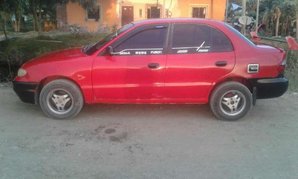Hyundai Accent 1996 - 120000 km