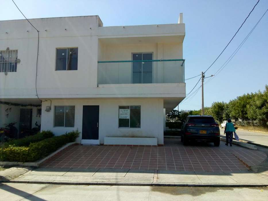 Vendo casa esquinera sector santa ana, Turbaco - wasi_1257906