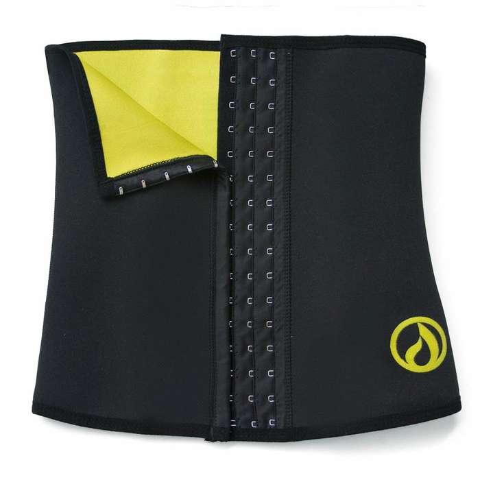 Cinturilla Broches Dama Térmico Reductora Talla S Thermo Shapers Nuevo