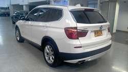 BMW X3 XDRIVE 20i TRIPTONICA MODELO 2014 EXCELENTE ESTADO