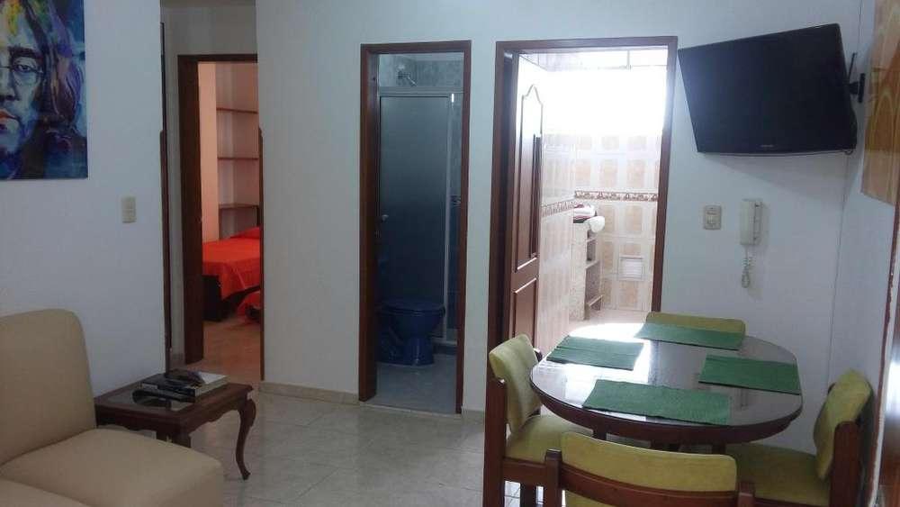 Arriendo directamente acogedor Apartamento Amoblado en Bucaramanga excelente estado.