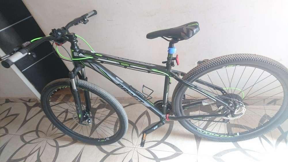 Bicicleta Rin 29 Grupo Shimano