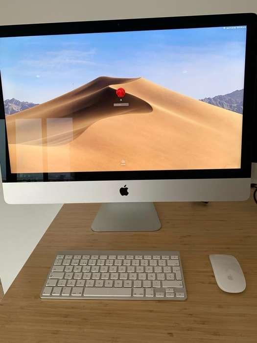 iMac 27 Core i5 3.4 GHz 8GB 1TB NVIDIA GeForce GTX 775M 2GB 10/10 en caja
